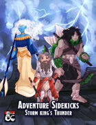 Adventure Sidekicks: Storm King's Thunder