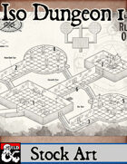 Isometric Dungeon No. 1