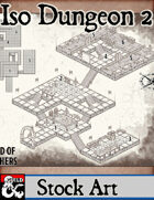 Isometric Dungeon No. 2