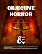 Objective Horror