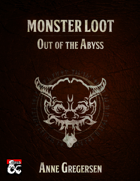Monster Loot – Out of the Abyss