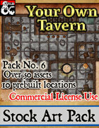 Your Own Tavern - Stock Art Pack