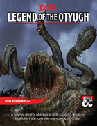 Legend of the Otyugh