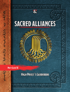 Sacred Alliances — High Priest's Guidebook