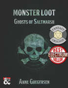 Monster Loot – Ghosts of Saltmarsh (Fantasy Grounds)
