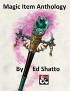 Magic Item Anthology