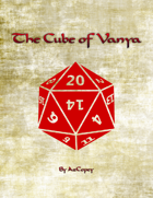 The Cube of Vanya