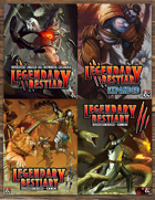Legendary Bestiary Fantasy Grounds Bundle [BUNDLE]
