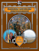 Salvation Inspection: A 4 hour Tier 1 Salvage Mission