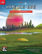 Drag & Drop #4: One Big Egg