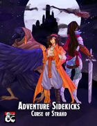 Adventure Sidekicks: Curse of Strahd