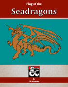 Flag of the Seadragons