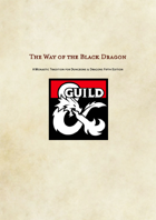 The Way of the Black Dragon