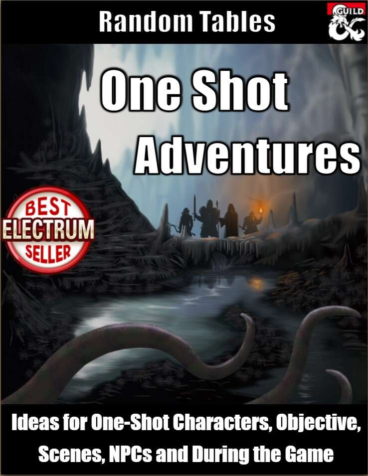 One Shot Adventures