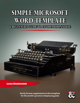 Simple 5E Microsoft Word Template & Beginner's Guide
