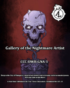 CCC-DWB-GNA-1 Gallery of the Nightmare Artist
