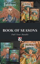 Book of Seasons: Full Year Edition [BUNDLE]