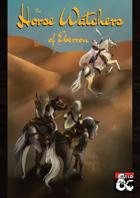 The Horse Watchers of Eberron