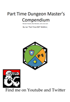 Part Time Dungeon Master's Compendium