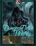 Dungeon Delve Monthly #1.04