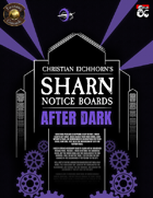 Sharn Notice Boards: After Dark (Fantasy Grounds)