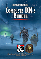 Ghosts of Saltmarsh Complete DM's Bundle (Fantasy Grounds)
