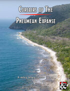 Corsairs of The Pneumean Expanse