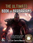 The Ultimate Book of Barbarians (Fantasy Grounds)