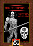 Tinker Emporium Gray