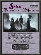 Spies Below the Moonsea Trilogy (ZETH-B2) [BUNDLE]