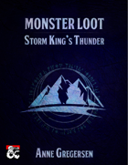 Monster Loot – Storm King's Thunder