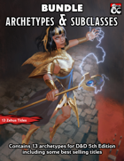 """13 Archetype Bundle by Zehus"" [BUNDLE]"
