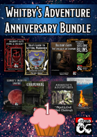 Whitby's Adventure Anniversary [BUNDLE]