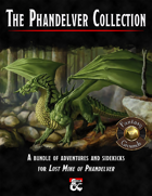 The Phandelver Collection (Fantasy Grounds) [BUNDLE]
