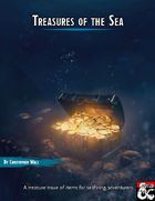 Treasures of the Sea (Fantasy Grounds)