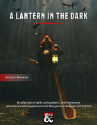 A Lantern in the Dark | Ashley Warren Collected Works [BUNDLE]