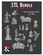 .STL Bundle - Mostly Supportless! [BUNDLE]