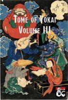Tome of Yokai (III)