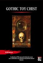 Gothic Toy Chest