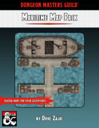 Maritime Map Pack: Digital maps for your adventures!