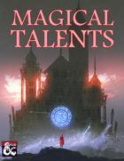 Magical Talents (5e Feats)