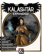 Eberron: Kalashtar Expanded