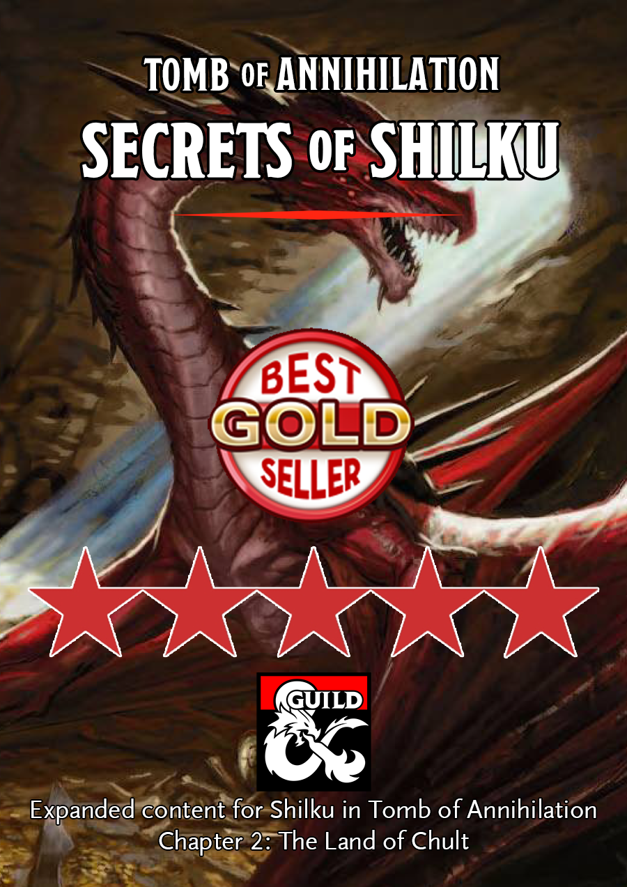 Secrets of Shilku