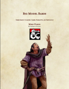 Big Model Bards