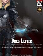 Somnus Domina - Dreg Letter (5e) (Fantasy Grounds Mod)