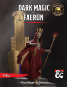 Dark Magic of Faerûn (Fantasy Grounds)