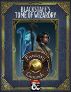 Blackstaff's Tome of Wizardry - FANTASY GROUNDS