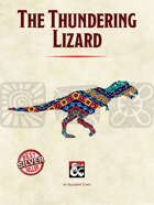 The Thundering Lizard