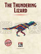 The Thundering Lizard
