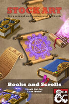 Books and Scrolls